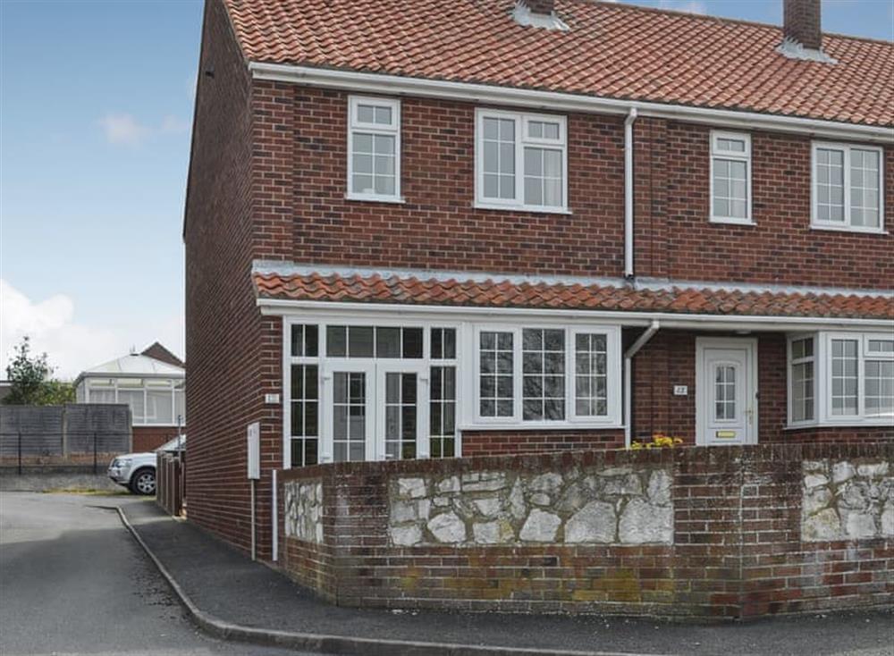 Exterior at Jays Cottage in Flamborough, near Bridlington, North Humberside
