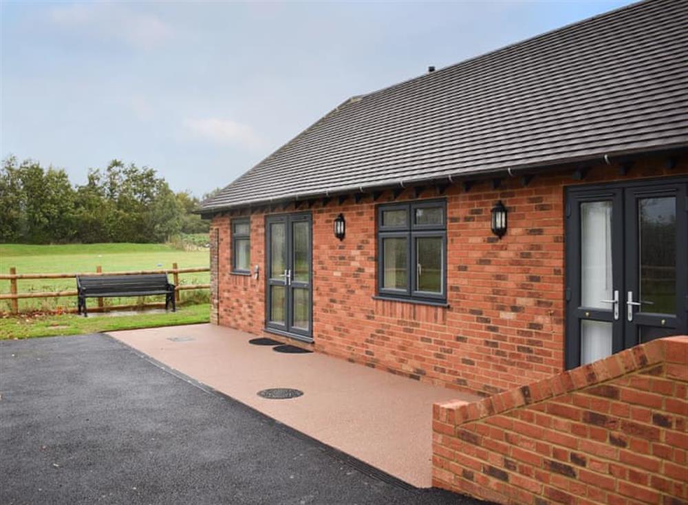 Charming single storey holiday home