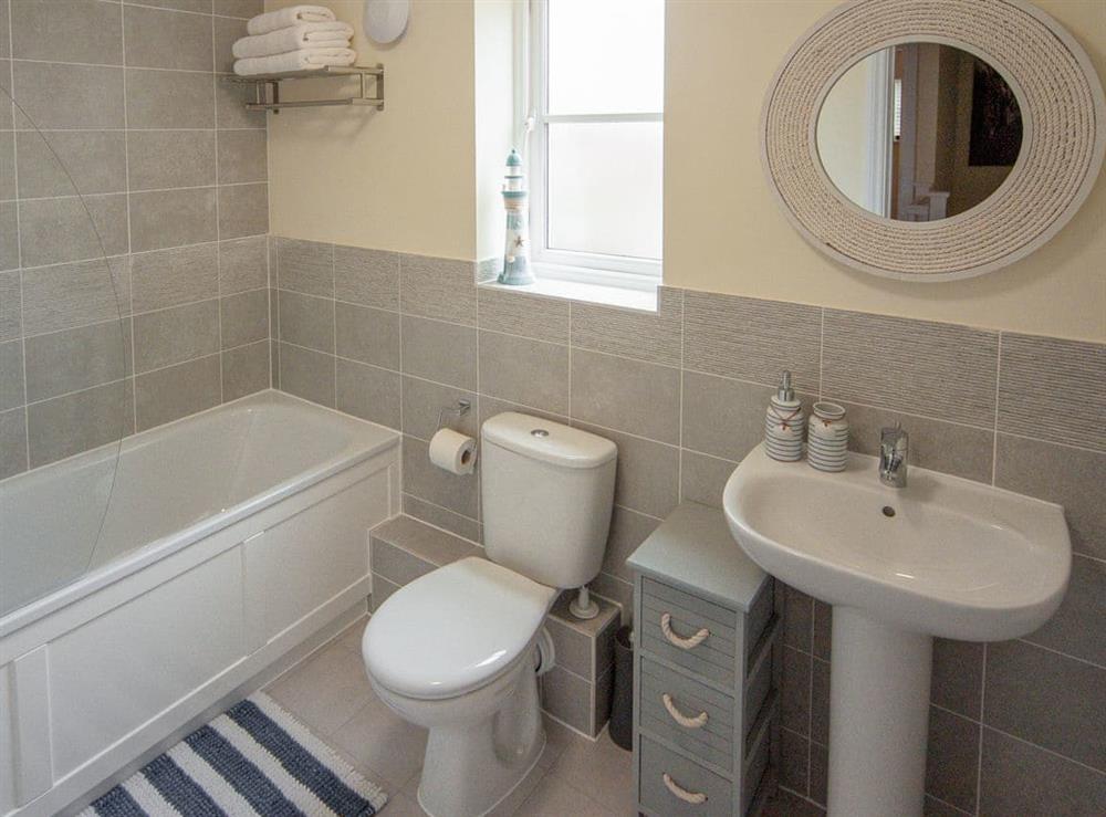 Bathroom at Julians Retreat in Wroxham, Norfolk