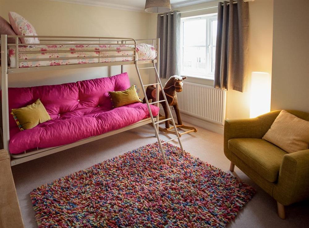Bedroom at Julians Retreat in Wroxham, Norfolk