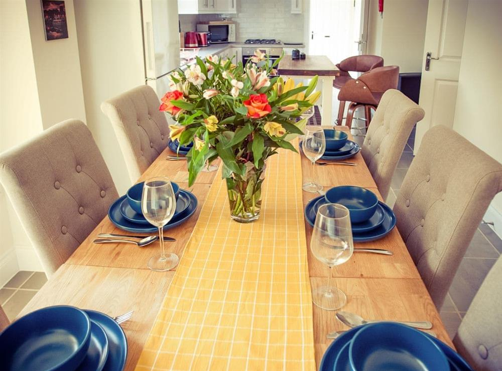 Dining Area (photo 2) at Julians Retreat in Wroxham, Norfolk