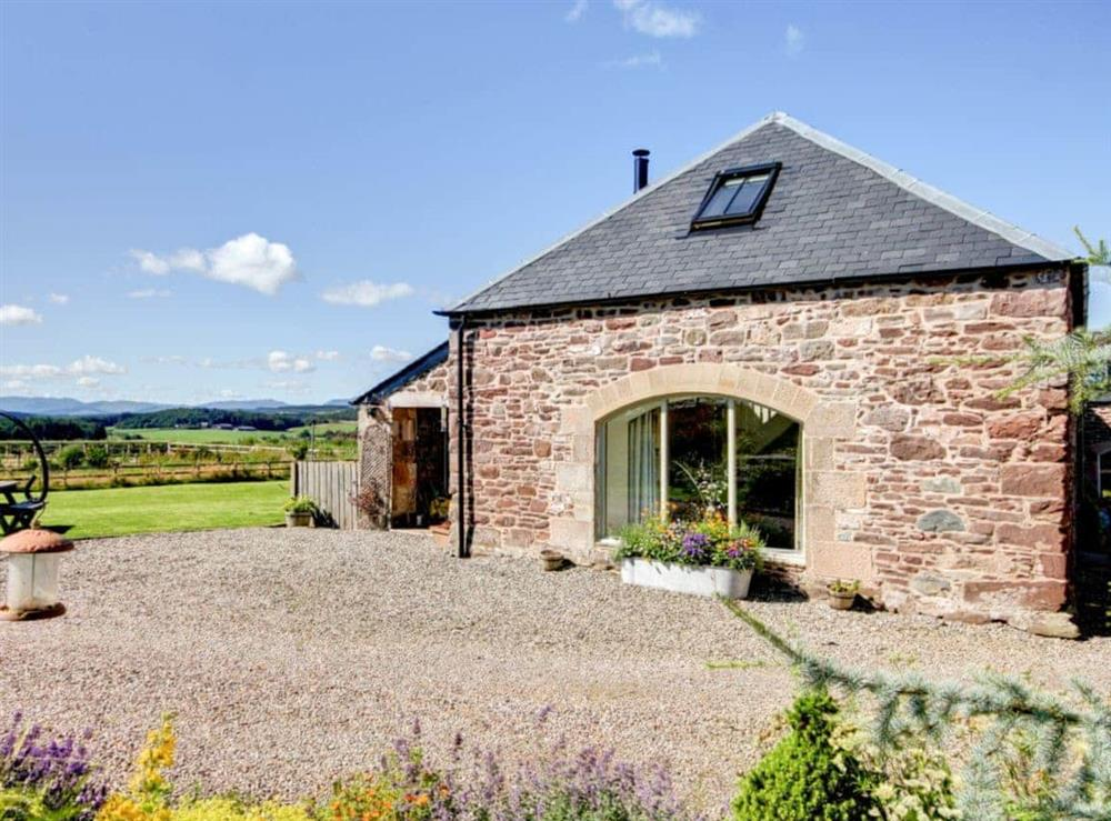 Exterior at Juniper Cottage in Dunblane, near Stirling, Perthshire