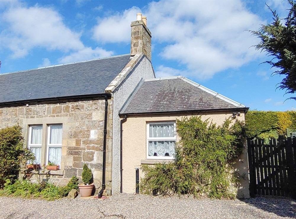 Exterior at Katmoget Cottage in Cupar, Fife