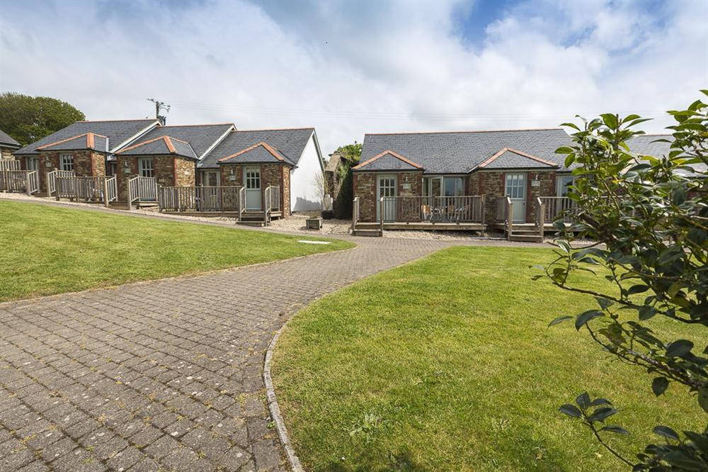 Hillfield Village is surrounded by landscaped gardens at Keepers Cottage 5 in Hillfield, Dartmouth