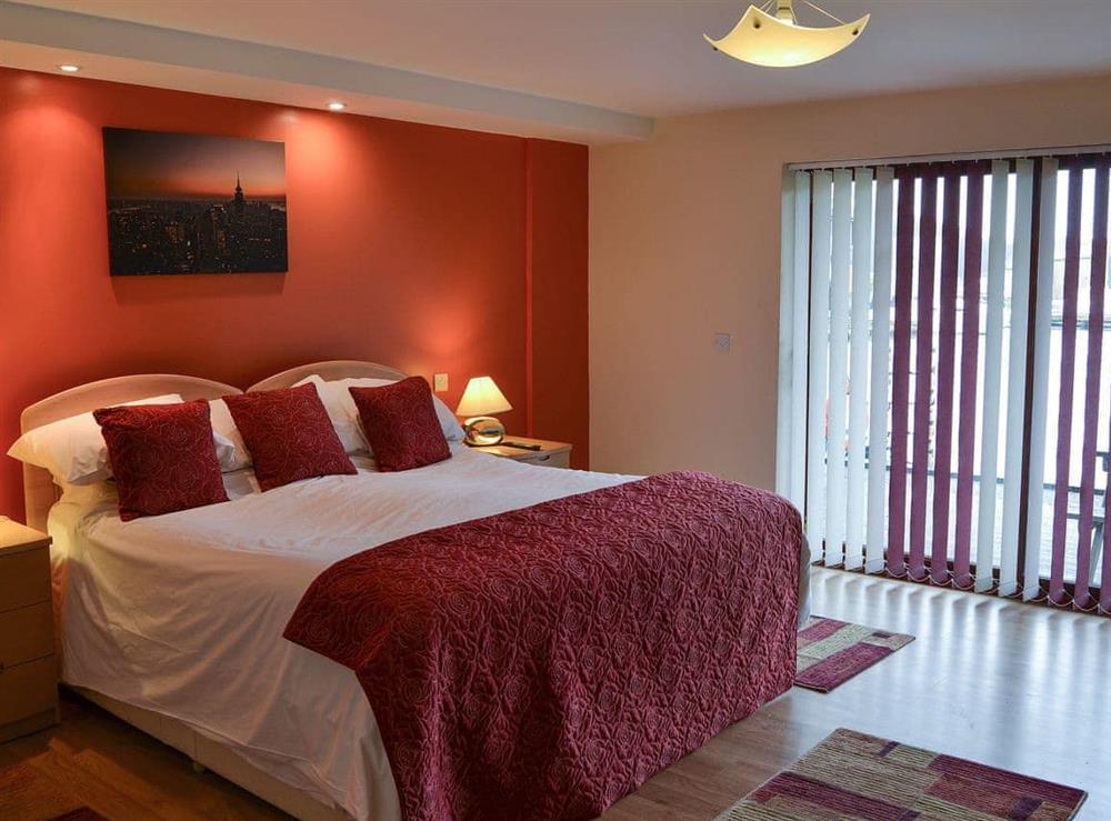 Double bedroom at Kestrel Cottage in Horning, near Wroxham, Norfolk