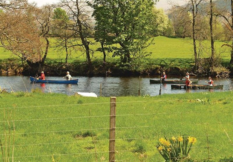 Photo 3 at Killin Highland Lodges in Killin, Perthshire & Southern Highlands