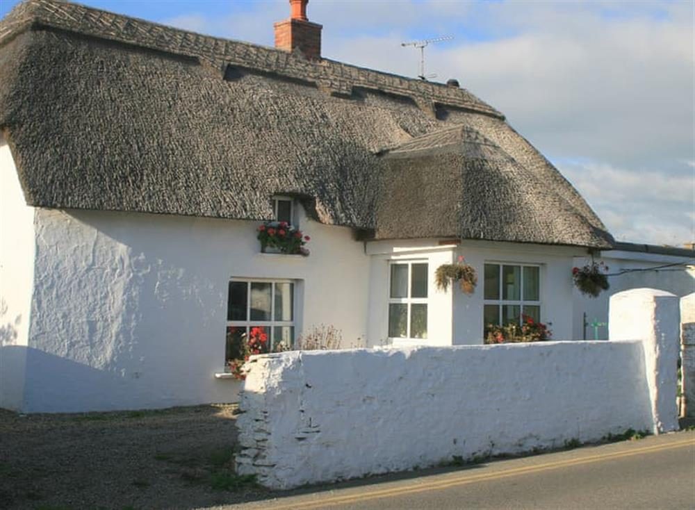 Thatched cottage in Kilmore Quay