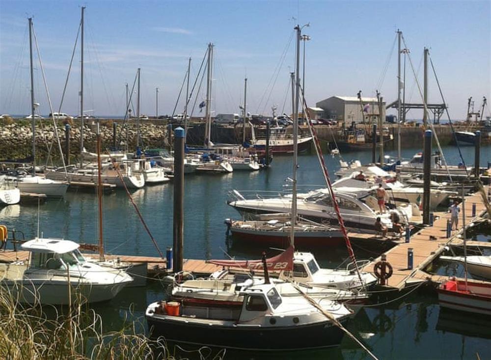 Kilmore Quay marina