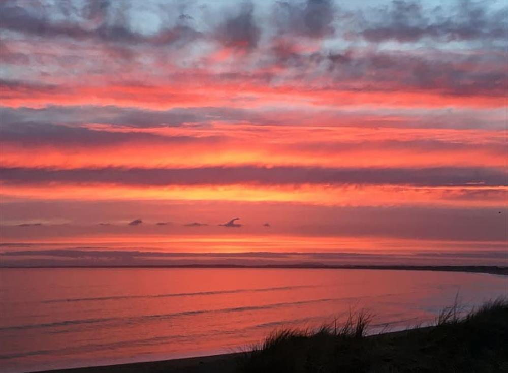 Sunset at Ballyteigue