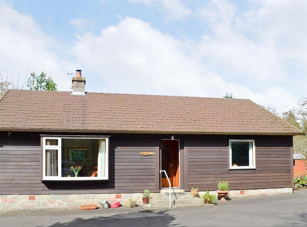 Attractive holiday home at Kilmuir in Selkirk, Selkirkshire