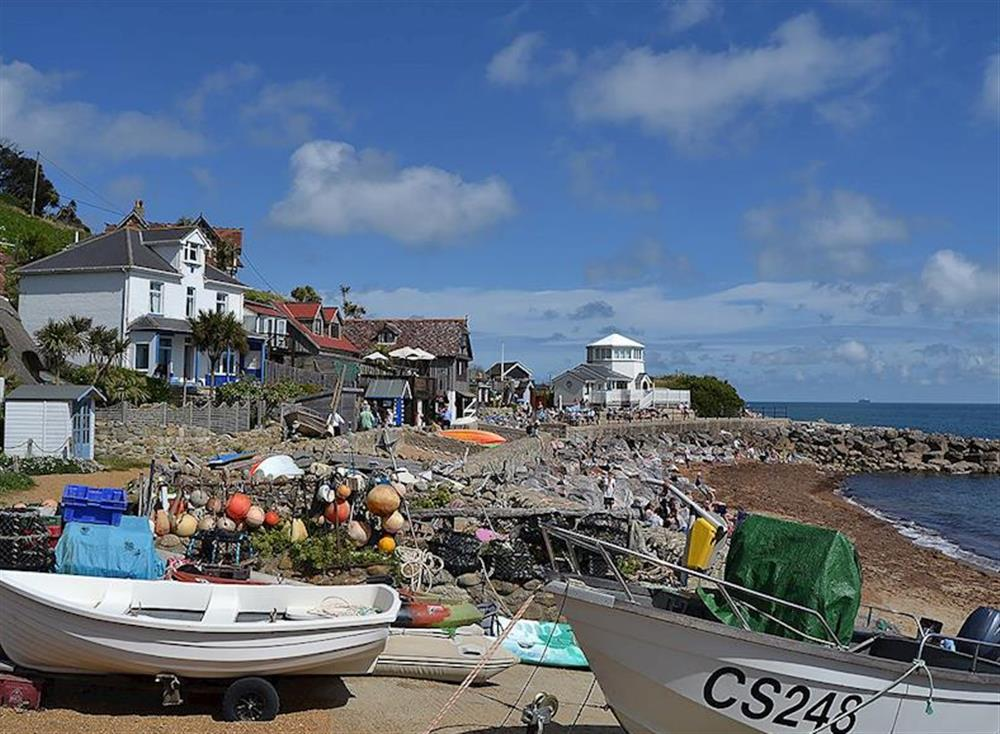 Steephill Cove at The Stables,