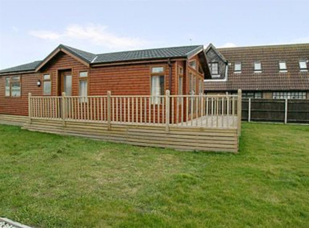 Photo 1 at Kingfisher Lodge in Hopton-on-Sea, Great Yarmouth, Norfolk