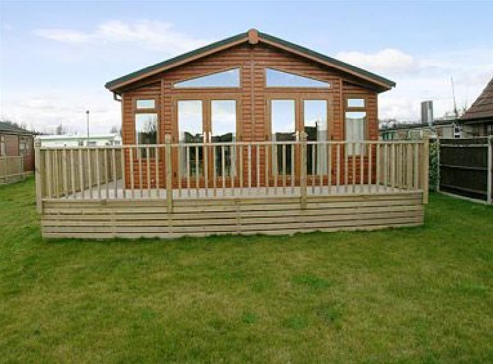 Photo 2 at Kingfisher Lodge in Hopton-on-Sea, Great Yarmouth, Norfolk