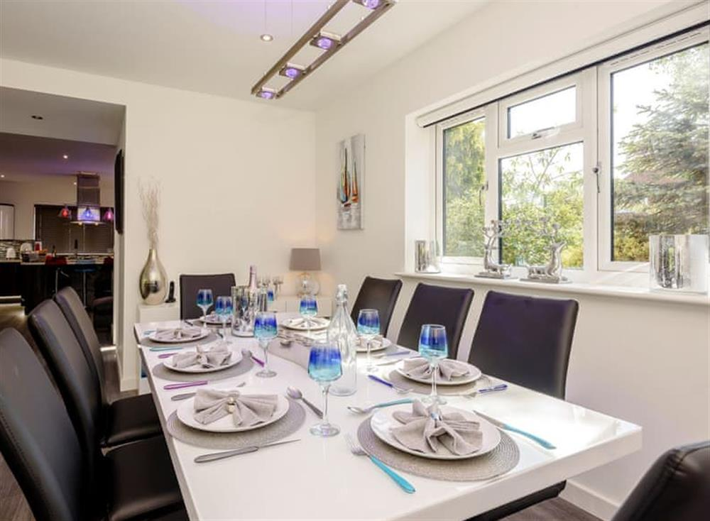 Spacious dining area (photo 3) at Kingfisher Lodge in Horning, Norfolk