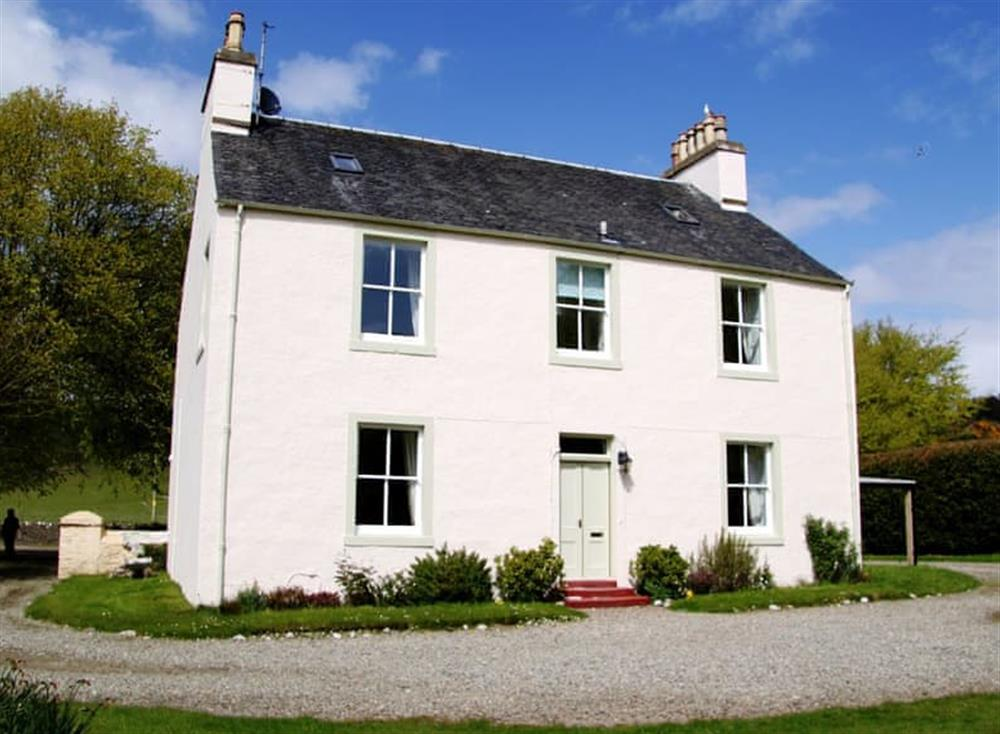 Stunning holiday home at Kirkland House in Clachan, near Tarbert, Argyll