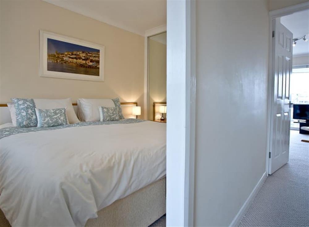 Double bedroom at Kittiwakes in , Brixham
