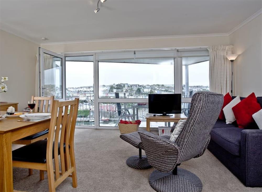 Open plan living space (photo 2) at Kittiwakes in , Brixham