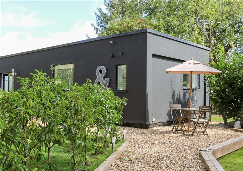 This is Kub House at Kub House, Wigginton