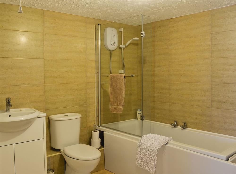 Bathroom at La Casa in Oulton Broad, near Lowestoft, Suffolk