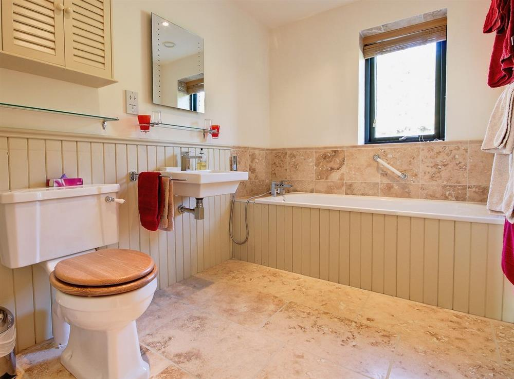 Bathroom at Phils House,