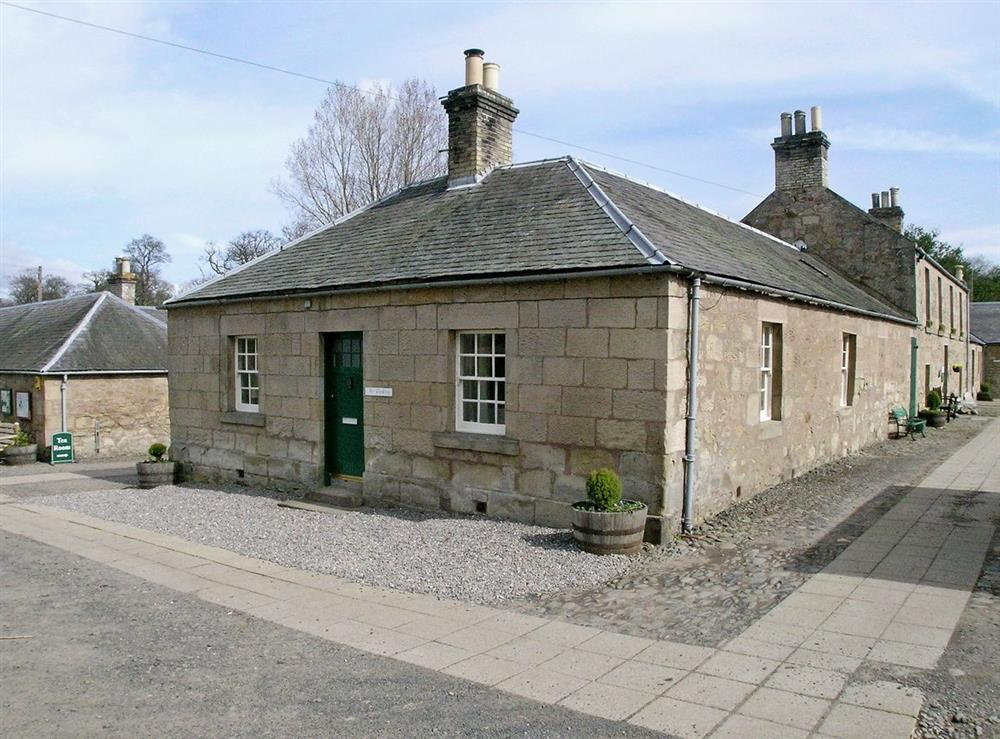 Exterior at Lakeview in Coldstream, Berwickshire., Great Britain