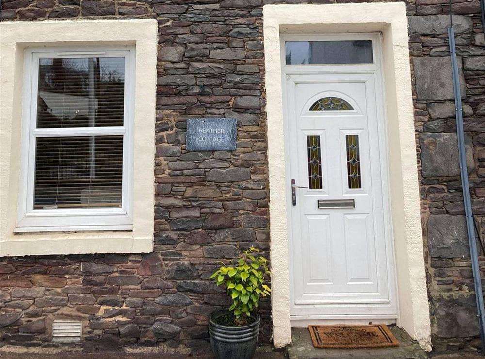 Exterior at Lammermuir Cottage in Lauder, Berwickshire