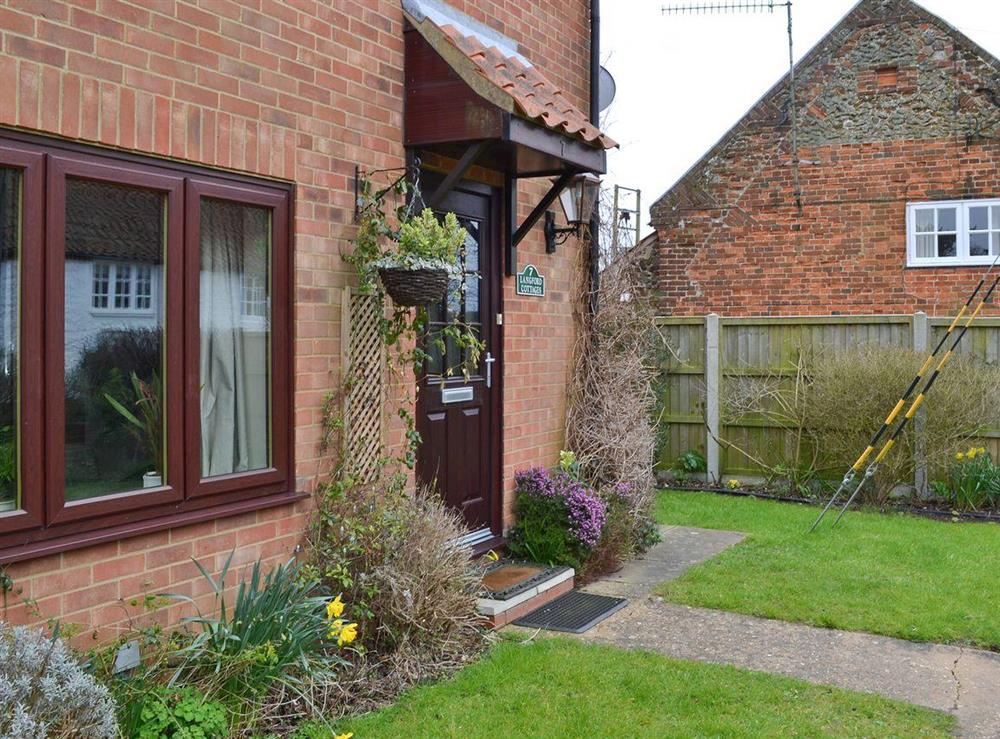 Exterior at Langford Cottage in Ringstead, near Hunstanton, Norfolk