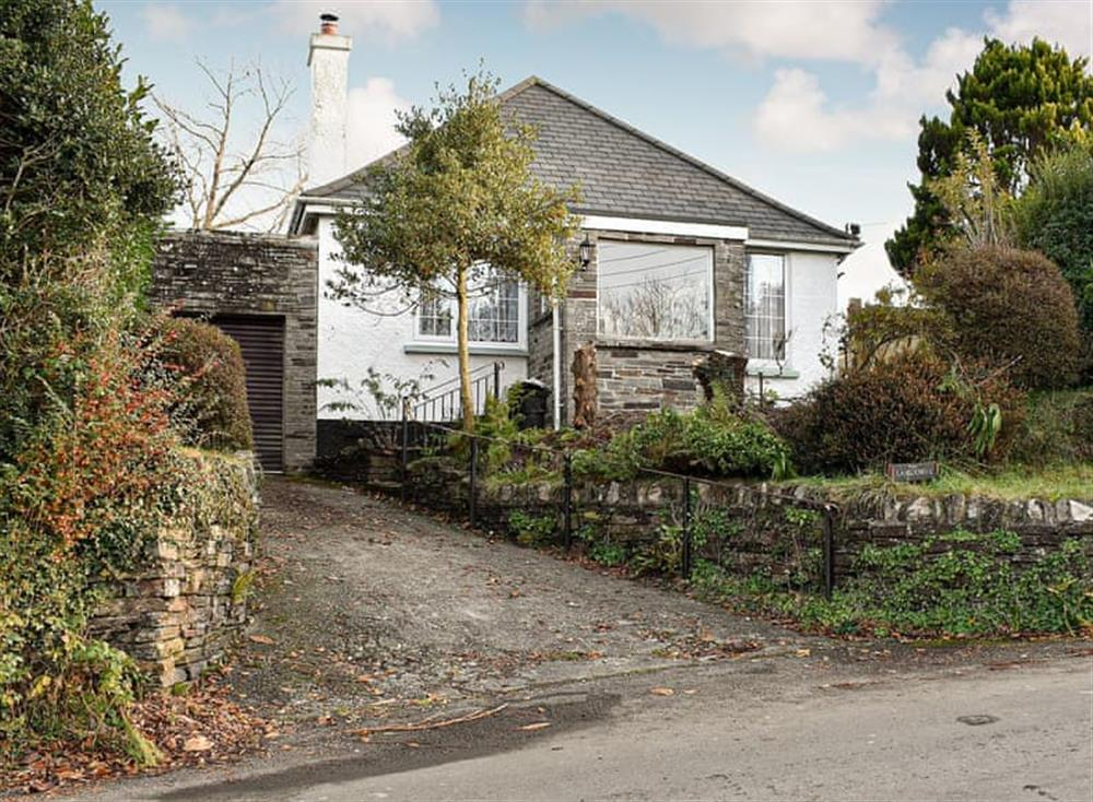 Exterior at Lansdowne in Walkhampton, near Tavistock, Devon