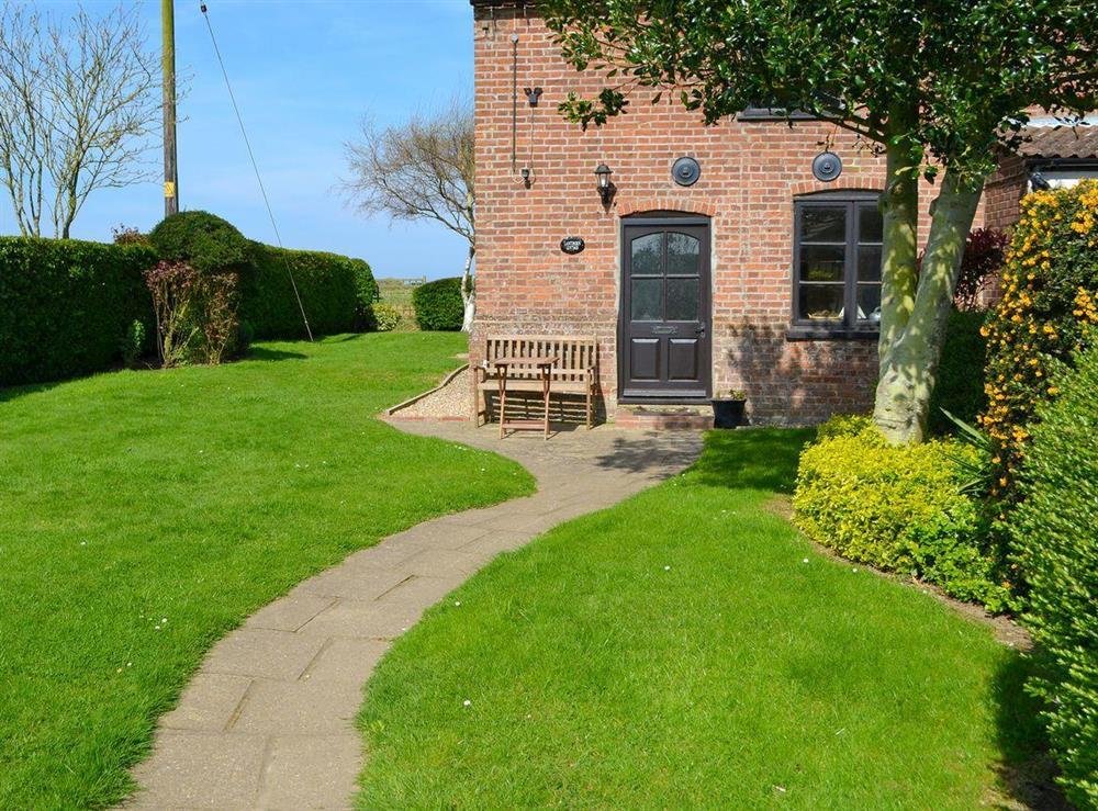 Exterior at Lanthorn Cottage in Happisburgh, Norfolk