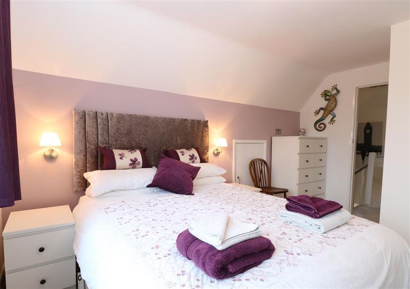 A bedroom in Lark Rise (photo 2) at Lark Rise, Salhouse near Wroxham