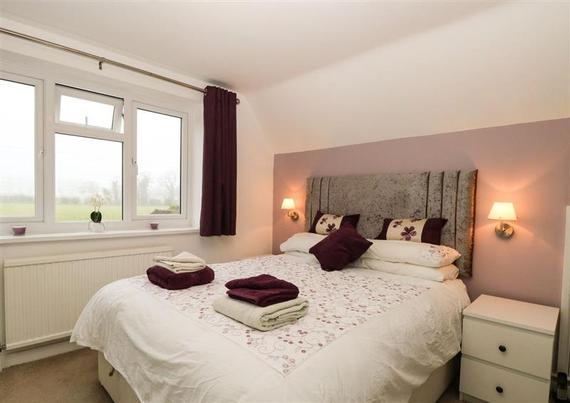 A bedroom in Lark Rise at Lark Rise, Salhouse near Wroxham