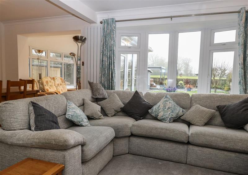Enjoy the living room at Lark Rise, Salhouse near Wroxham