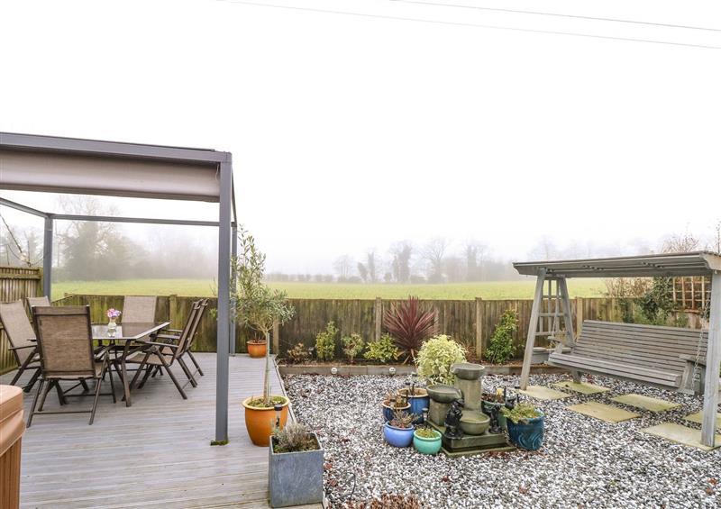 The garden in Lark Rise at Lark Rise, Salhouse near Wroxham