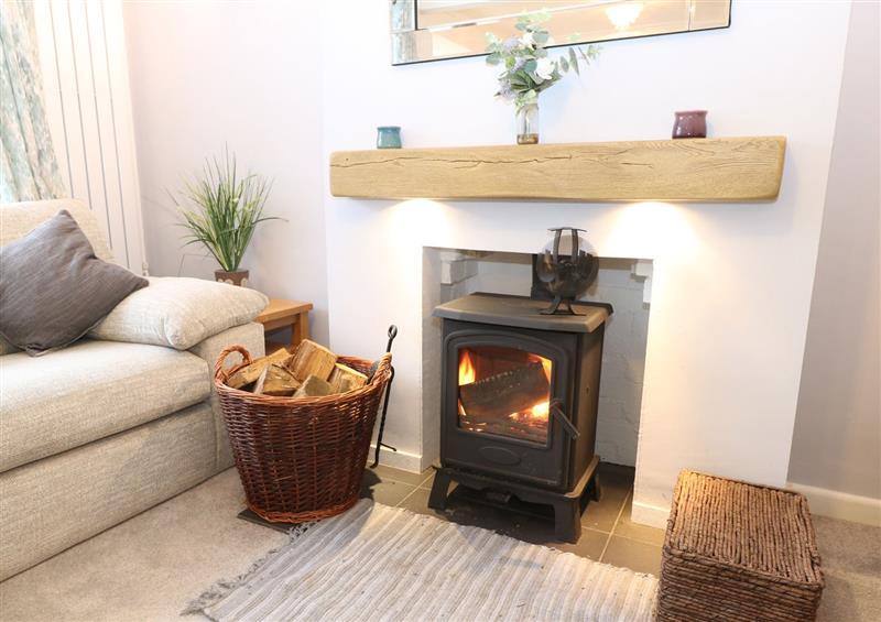 The living area at Lark Rise, Salhouse near Wroxham