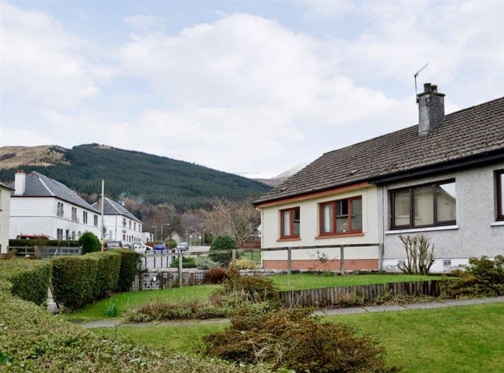 Exterior at Laroch Cotage in Ballachulish, near Fort William, Argyll