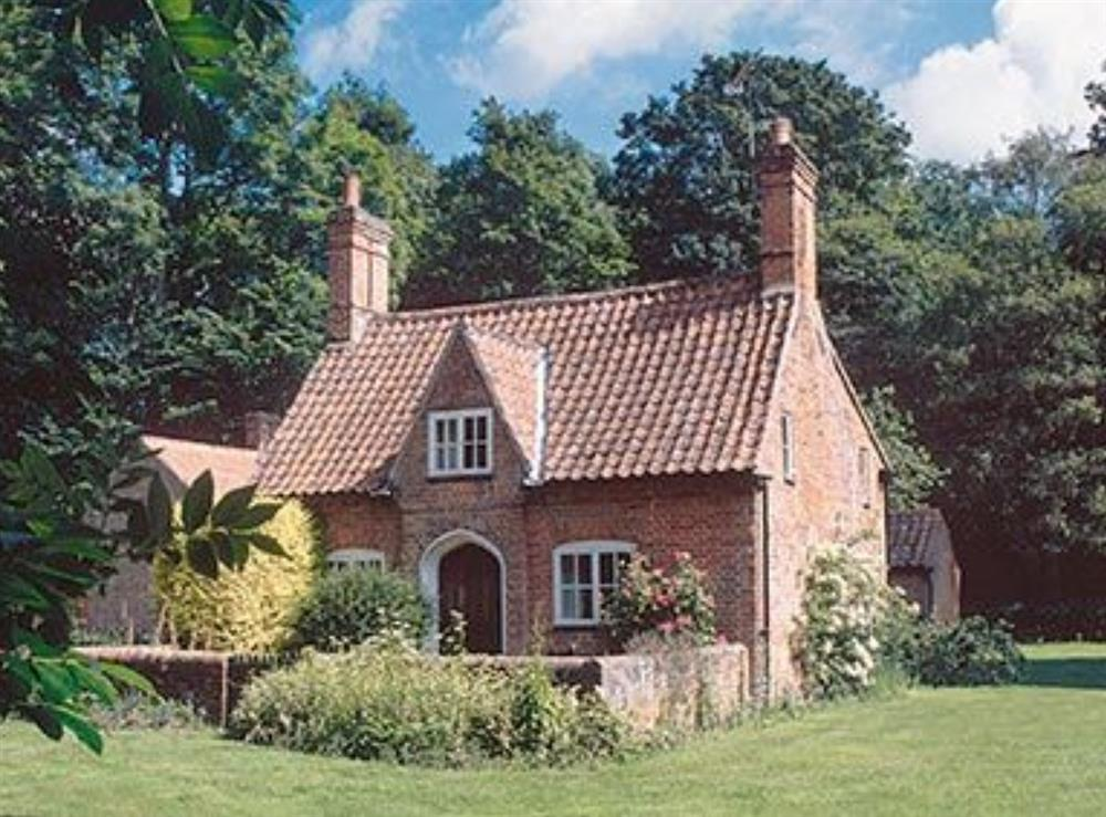 Exterior at Laundry Cottage in Heydon, near Aylsham, Norfolk