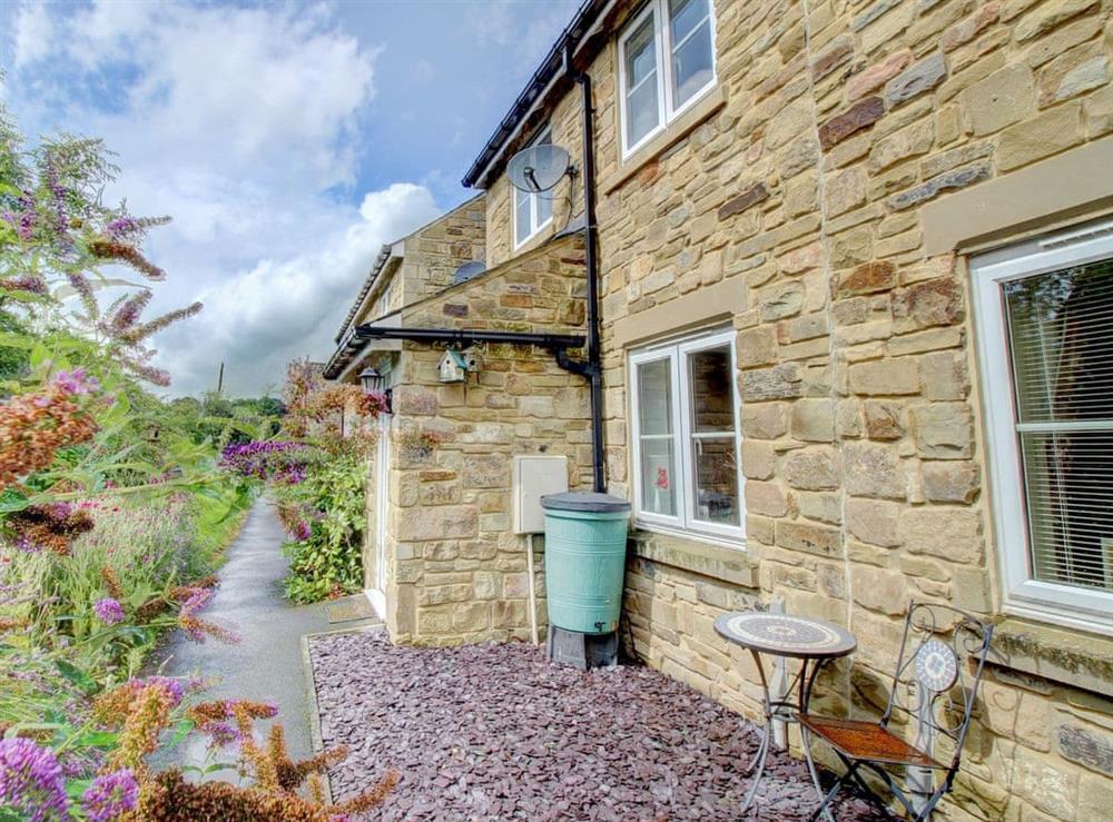 Beautiful stone-built cottage
