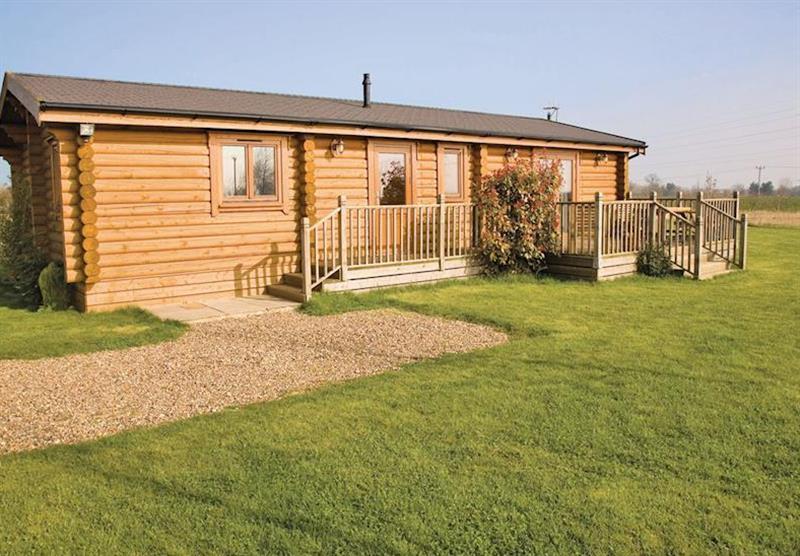 Sunrise VIP at Laxfield Lodges in Laxfield, Near Halesworth