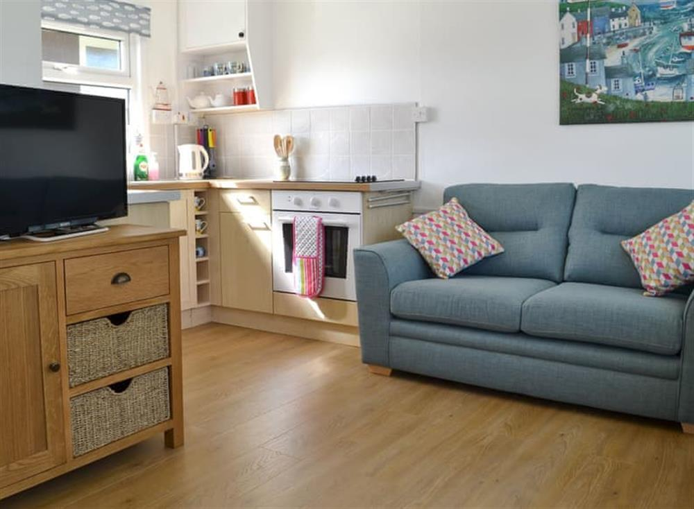 Delightful open plan living space at Lazidays in Mundesley, near Cromer, Norfolk