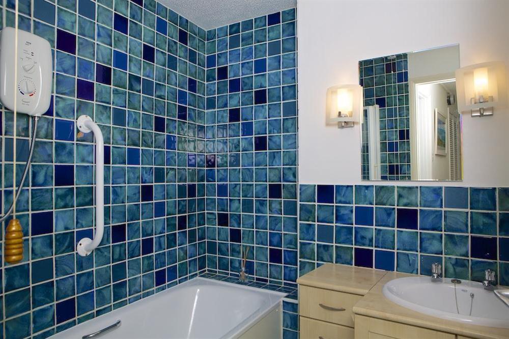 Family bathroom at Leeside in , Dartmouth