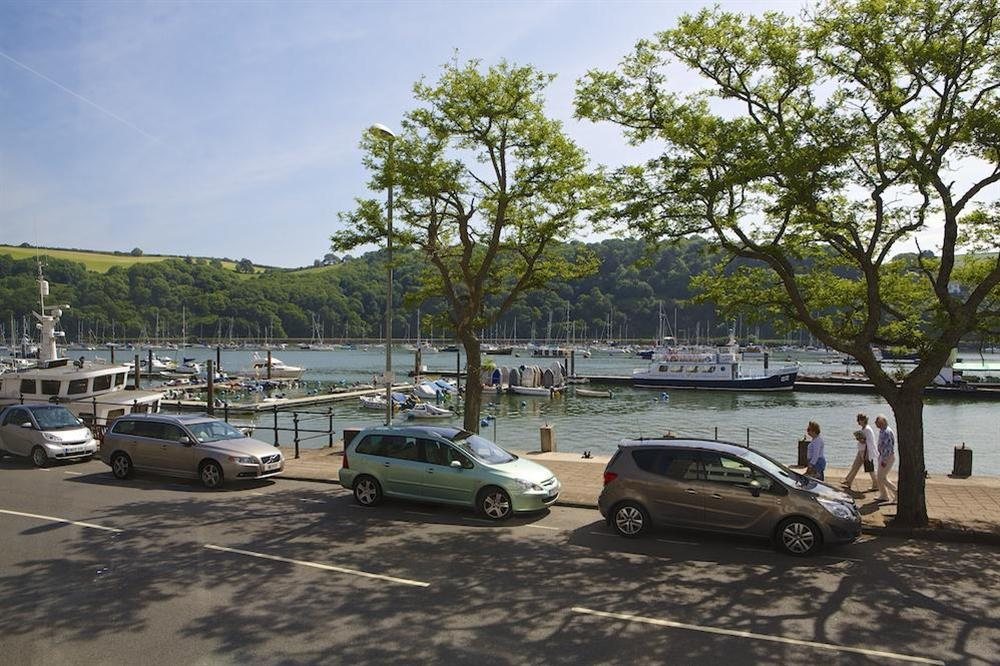 Lovely view from the lounge over the River Dart (photo 2) at Leeside in , Dartmouth