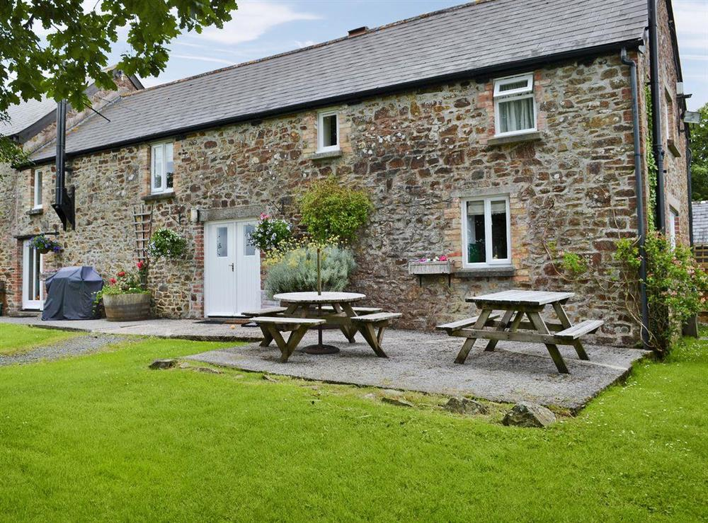Delightful property at Badgers House,