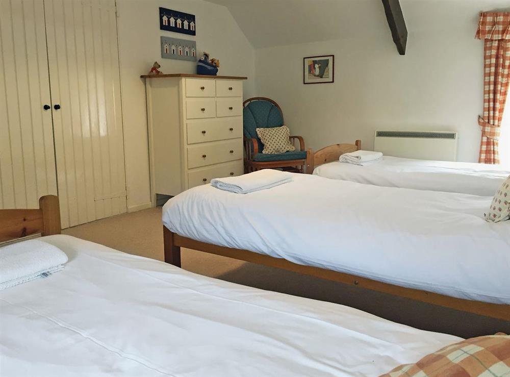 Triple bedroom (photo 2) at Badgers House,