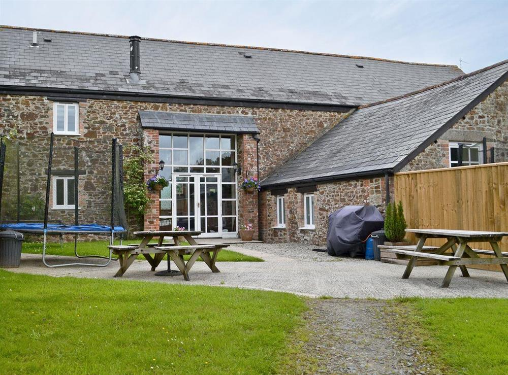 Delightful property at Otters Den,