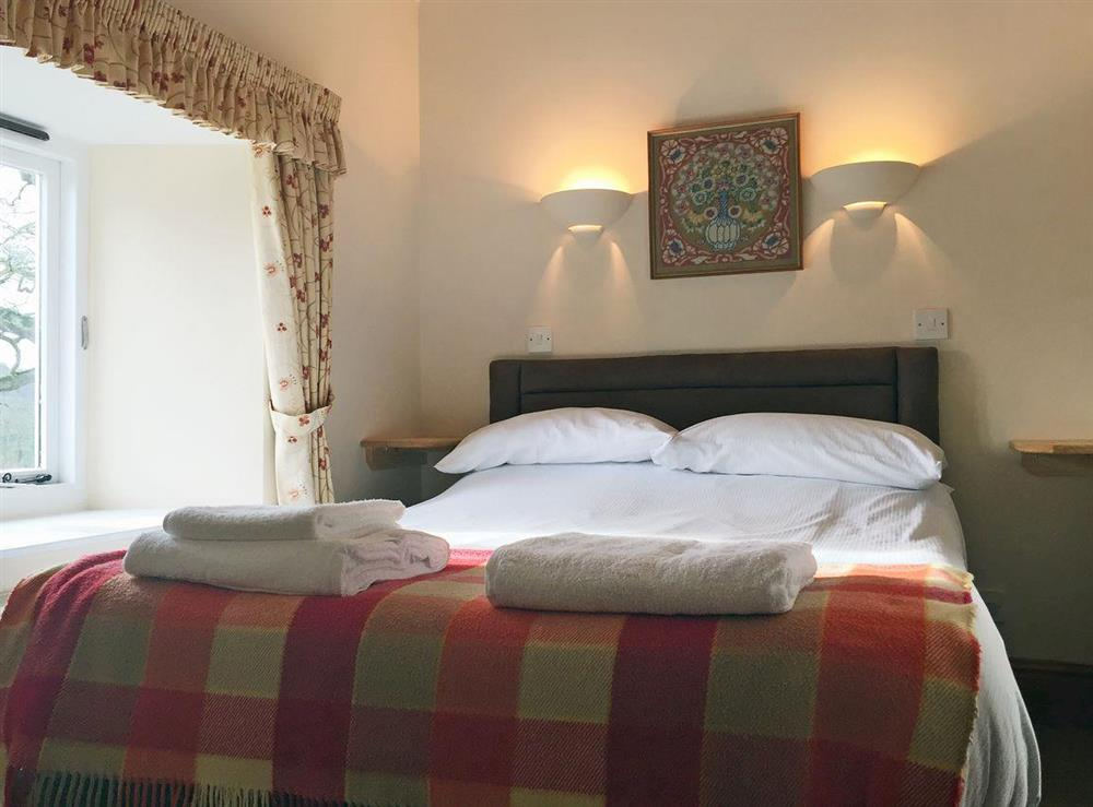 Double bedroom at Toad Hall,