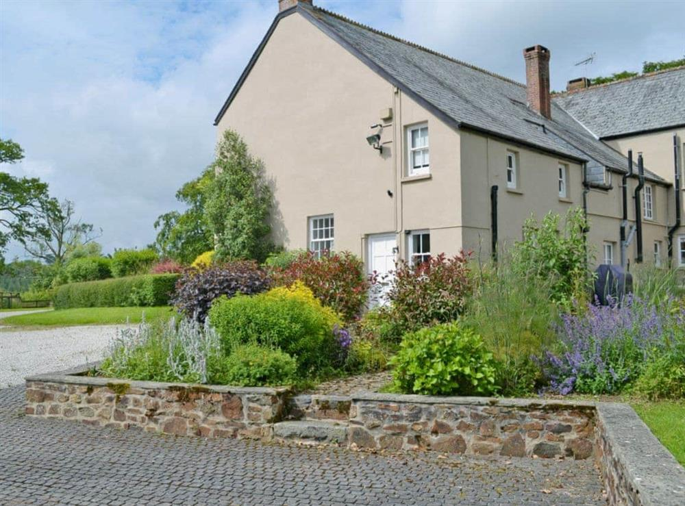 Spacious detached property at Toad Hall,