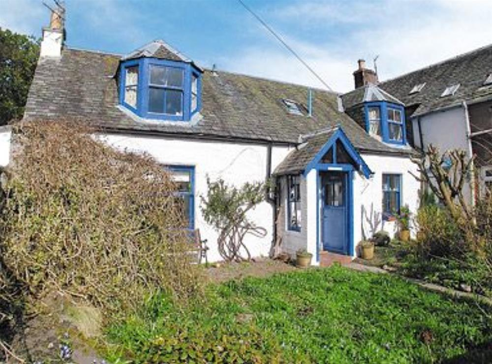 Photo 1 at Lilac Cottage in Crieff, Perthshire