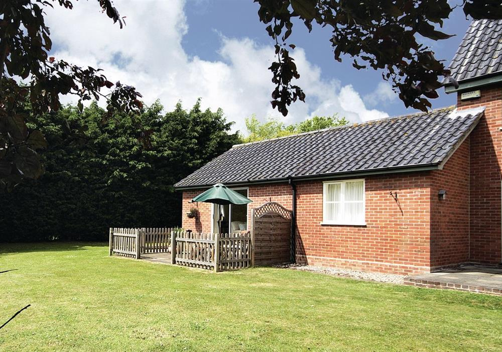 Linda's Lodge at Lindas Lodge in Halesworth, Suffolk