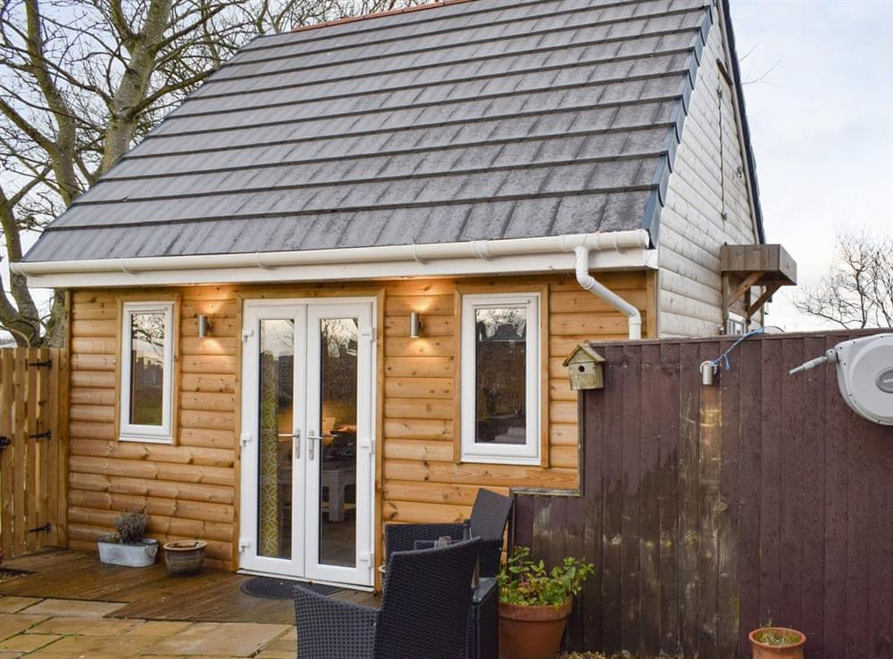 Charming holiday home at Lindsay Lodge in Anstruther, Fife