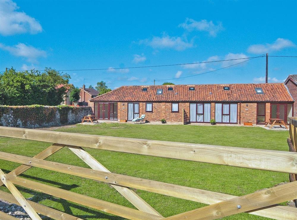 Exterior at Linhay in Grimston, near Kings Lynn, Norfolk